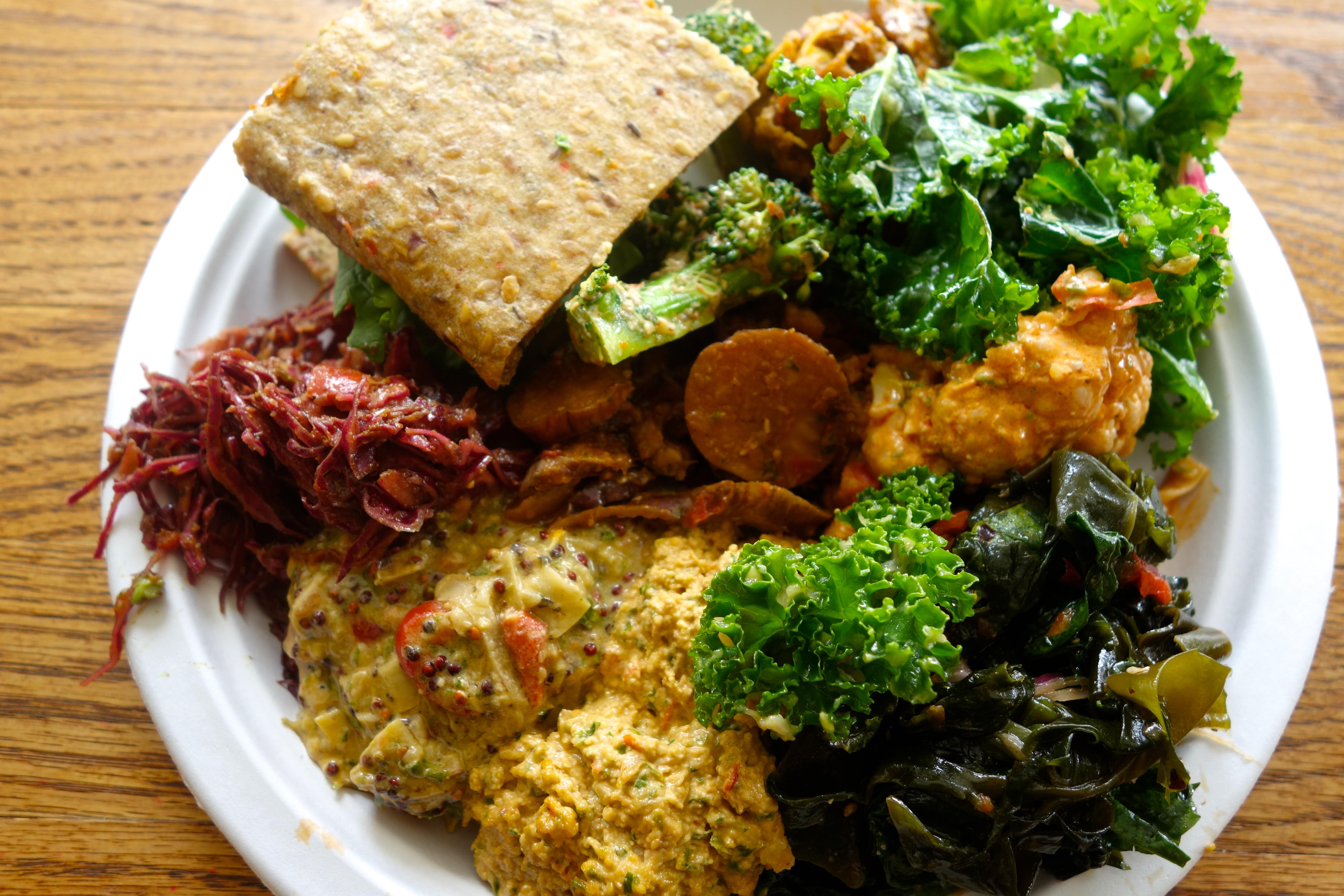 Vegan in washington dc for Bar food vegetarian